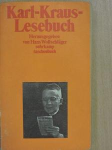 Karl Kraus - Karl-Kraus-Lesebuch [antikvár]
