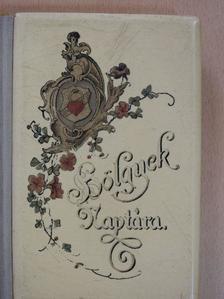 Bársony István - Hölgyek Naptára 1896. [antikvár]