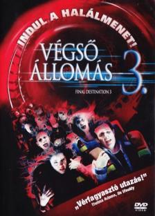 VÉGSŐ ÁLLOMÁS 3. - DVD -