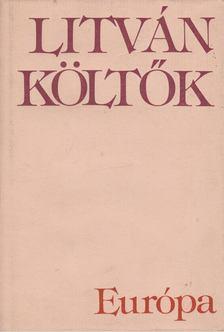 Bojtár Endre - Litván költők [antikvár]