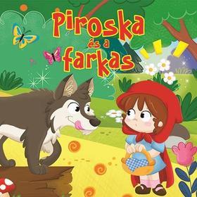Mesés lapozó - Piroska és a farkas