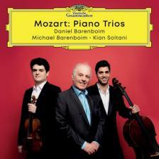 MOZART - PIANO TRIOS 2CD DANIEL & MICHAEL BARENBOIM, KIAN SOLTANI