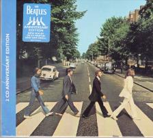 The Beatles - ABBEY ROAD 2CD THE BEATLES - ANNIVERSARY EDITION