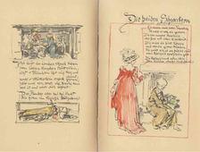 Wilhelm Busch - Drei Märchen [antikvár]