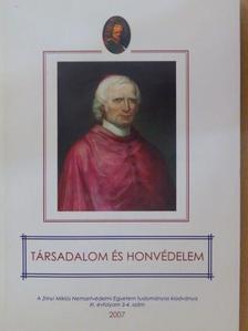Beréti László - Társadalom és honvédelem 2007/3-4. [antikvár]