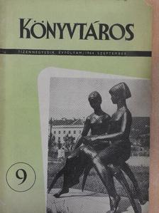 Ady Endre - Könyvtáros 1964. szeptember [antikvár]