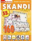 CsoSch Kft. - ZsebRejtvény SKANDI Könyv 55