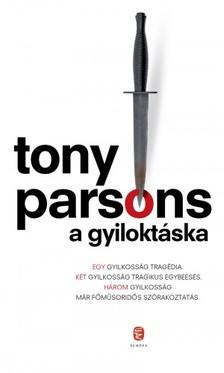 Tony PARSONS - A gyiloktáska [eKönyv: epub, mobi]