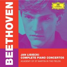 BEETHOVEN - COMPLETE PIANO CONCERTOS 3CD JAN LISIECKI