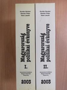 Ágh Attila - Magyarország politikai évkönyve 2003. I-II. [antikvár]
