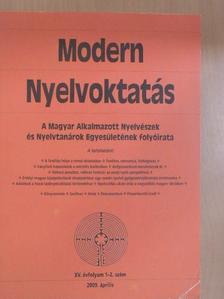 Barta Péter - Modern Nyelvoktatás 2009/1-2. [antikvár]