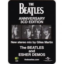 The Beatles - THE BEATLES 3CD ANNIVERSARY EDITION