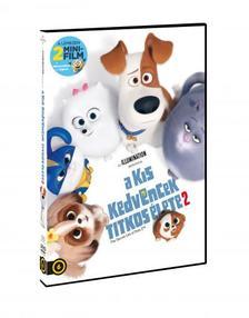Jonathan del Val - Chris Renaud - Kis kedvencek titkos élete 2 - DVD