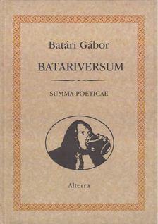 Batári Gábor - Batariversum [antikvár]