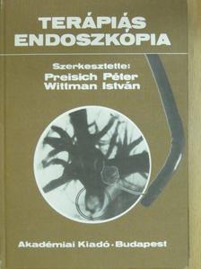 Bajza Yvonne - Terápiás endoszkópia [antikvár]