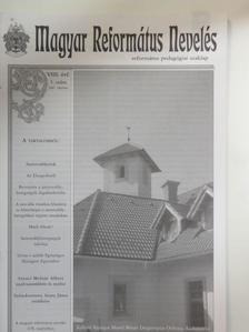 Centgráf Károly - Magyar Református Nevelés 2007. október [antikvár]
