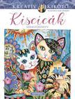 Marjorie Sarnat - Kiscicák - Színezőkönyv