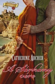 Archer, Catherine - A Sárkány vére  [eKönyv: epub, mobi]