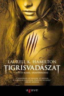 Laurell K Hamilton - Tigrisvadászat