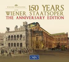 150 YEARS WIENER STAATSOPER 22CD