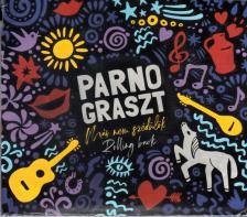 Parno Graszt - MÁR NEM SZÉDÜLÖK CD PARNO GRASZT