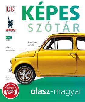 P. Márkus Katalin (szerk.) - Képes szótár olasz-magyar (audio alkalmazással)