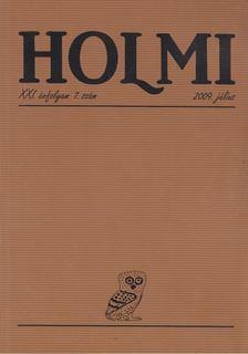 Réz Pál - Holmi 2009. július [antikvár]