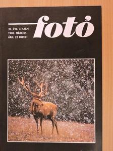 Ancsin Mihály - Fotó 1988. március [antikvár]