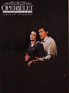 Csák P. Judit - Operaélet 1995. szeptember-október [antikvár]