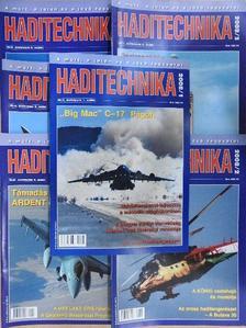 Babos László - Haditechnika 2008/1-6. [antikvár]