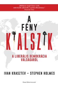 Ivan Krasztev-Stephen Holmes - A fény kialszik