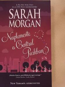 Sarah Morgan - Naplemente a Central Parkban [antikvár]