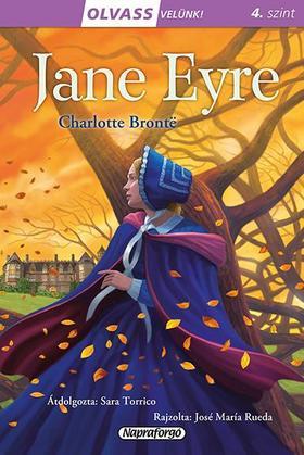 Olvass velünk! (4) - Jane Eyre