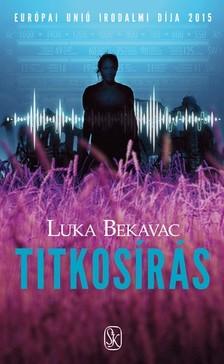 Bekavac Luka - Titkosírás [eKönyv: epub, mobi]