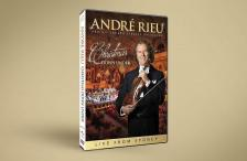 CHRISTMAS DOWN UNDER LIVE DVD RIEU