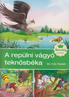 Pádár Éva - A repülni vágyó teknősbéka [antikvár]