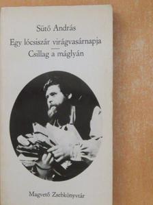Sütő András - Egy lócsiszár virágvasárnapja/Csillag a máglyán [antikvár]