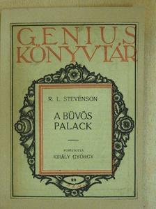 R. L. Stevenson - A bűvös palack [antikvár]