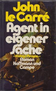 JOHN LE CARRÉ - Agent in eigener Sache [antikvár]