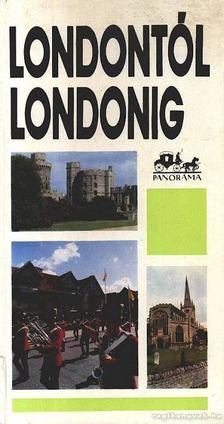 MOLDOVÁNYI ÁKOS - Londontól Londonig [antikvár]