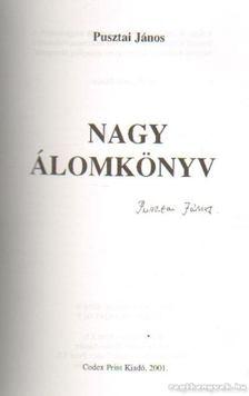 Pusztai János - Nagy álomkönyv II. kötet (aláírt) [antikvár]