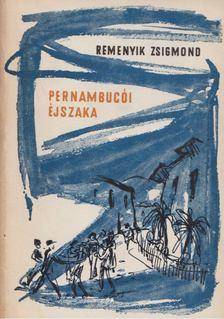 Remenyik Zsigmond - Pernambucói éjszaka - Nem is olyan rettenetes - Agrella emléke [antikvár]