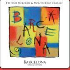 FREDDIE MERCURY - BARCELONA - CD