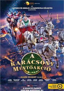 A KARÁCSONY MENTŐAKCIÓ - DVD