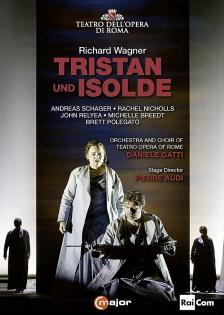 Wagner - TRISTAN UND ISOLDE 3DVD GATTI