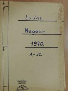 Brenner György - Ludas Magazin 1970/1-12. [antikvár]