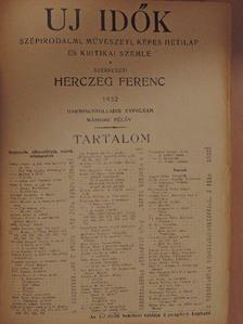 Ambrus Tibor - Uj Idők 1932. (nem teljes évfolyam) I-II. [antikvár]