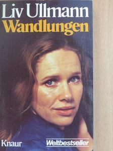 Liv Ullmann - Wandlungen [antikvár]