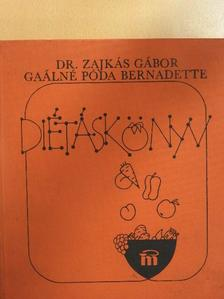 Dr. Zajkás Gábor - Diétáskönyv [antikvár]