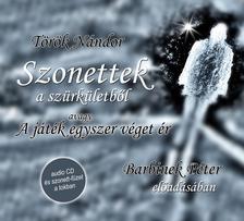 Török Nándor - Szonettek a szürkületből - Hangoskönyv